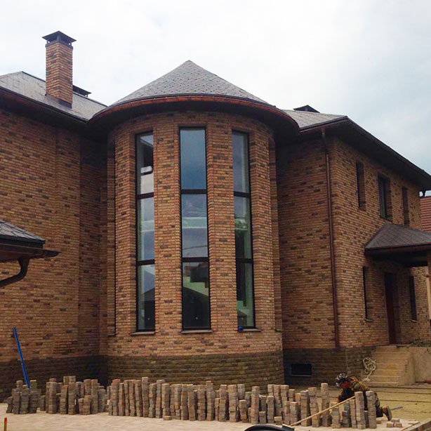 Cтроительство частного жилого дома под ключ